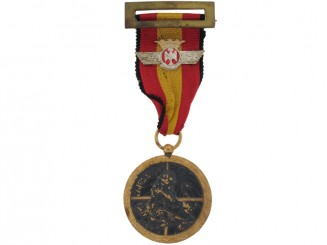Spanish Civil War Medal