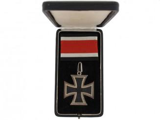 Cased Knight's Cross of the Iron Cross - Juncker