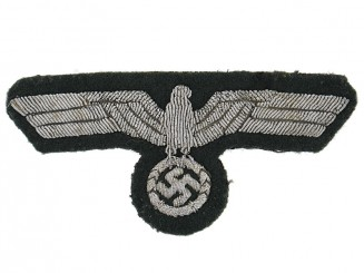 Army Officer's Tunic Eagle