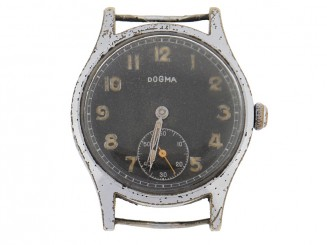 "WWI Period Army Watch ""DOGMA"""
