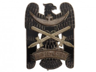 Silesian Eagle First Cl. w/Swords