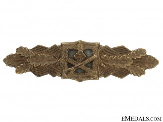 Close Combat Clasp - Bronze Grade