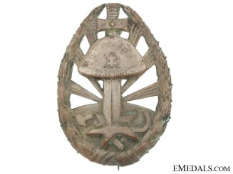 Slovakia, WWII Eastern Front Honour Badge