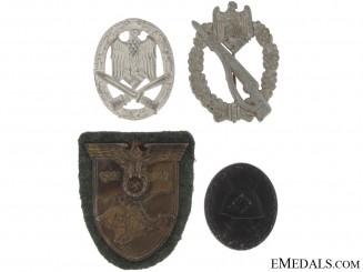 Four Badges