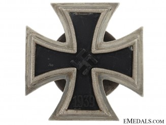 Iron Cross First Class 1939  Juncker