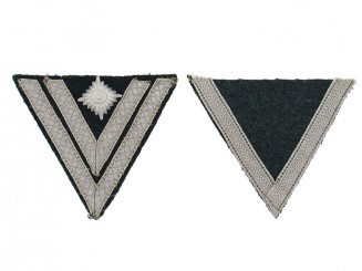Two Rank Insignias