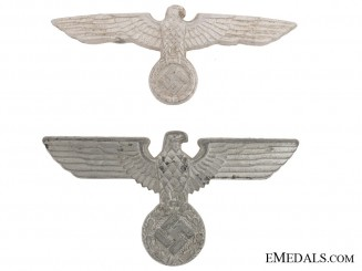 Two Cap Army Eagles