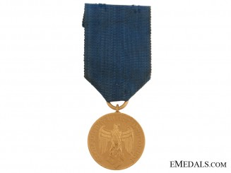 Army Long Service Award