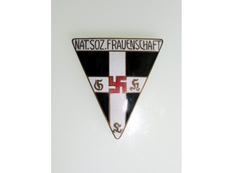 Large N.S. Frauenschaft Badge