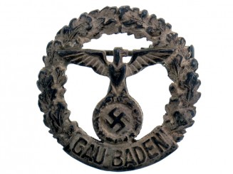 GAU Honor Badge Baden
