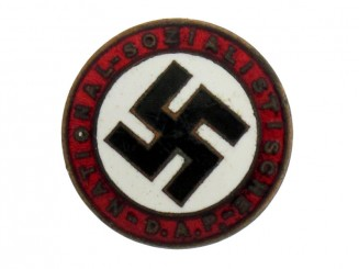 Early NSDAP Members Badge