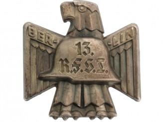 13 RFST (Reichsfrontsoldatentag) Berlin