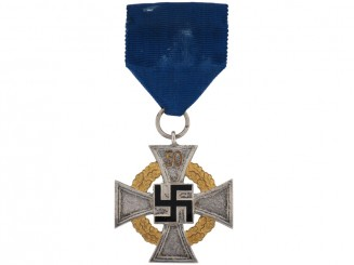 Faithful Service Cross - First Class