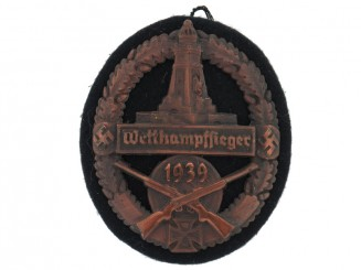 Shooting Badge