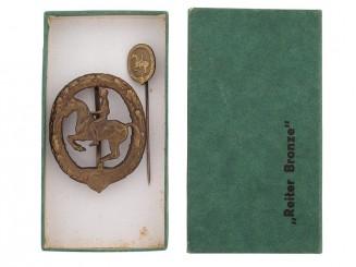 Raider's Badge in Bronze