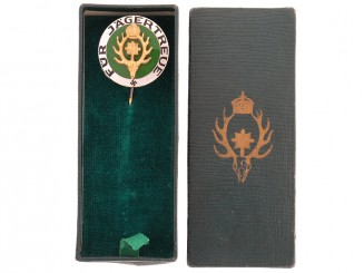Hunter's Merit Award