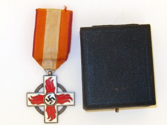 Fire Brigade Cross Second Class
