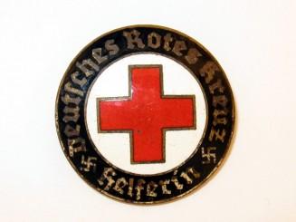Red Cross Badge,