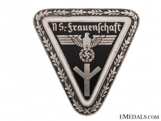 Nationalsozialistische Frauenschaft Badge