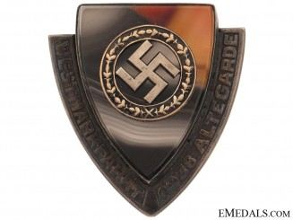 1938 Altegarde Badge