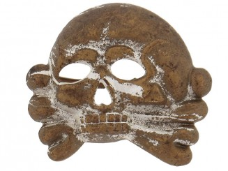 SS-Skull 1st. Model for Visor Cap