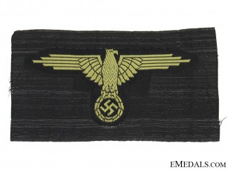 Waffen-SS Tropical Sleeve Eagle