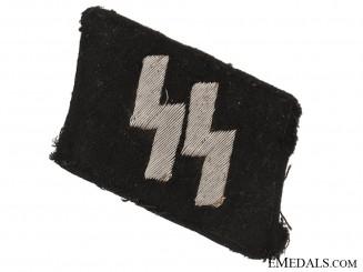 Waffen-SS NCOs Wire Runic Tab
