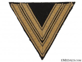 SS- Rottenfhrer Tropical Rank Chevron