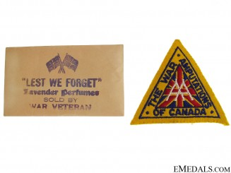 An Early Great War Veterans Fund Raising Group