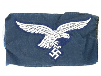 Enlisted Man's Cloth Eagle