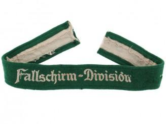 """""""Fallschirm-Division"""" Cufftitle"""