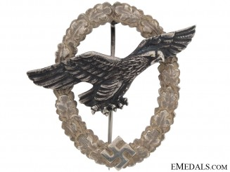 The Glider Pilot Badge  Rare Large Eagle