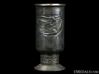 A Luftwaffe Honor Goblet