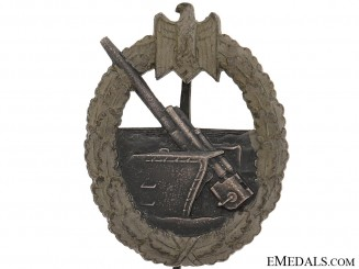 Marine Artillery War Badge