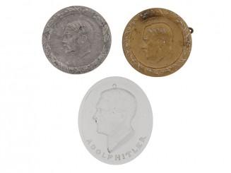 Three AH Badges