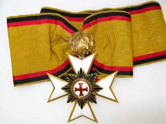 WALDECK, Merit Cross Second Class 1896-1918