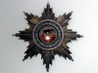Anhalt, Order of Albert the Bear