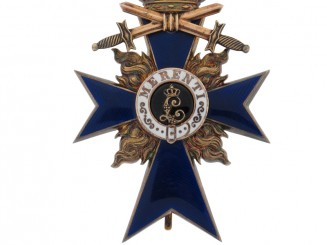 Bavaria, Military Order of Merit (1905-1921)