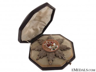 Superb Read Eagle Order Breast Star
