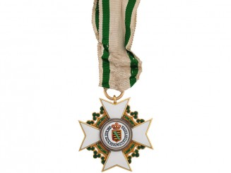 Saxony, Civil Merit Order