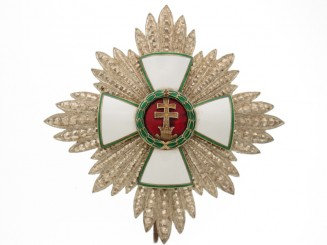 Order of Merit Breast Star