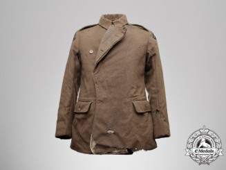 A RFC Other Ranks Tunic & Note Book of Flying Officer G.A. Learn; No. 210 Squadron KIA 1918