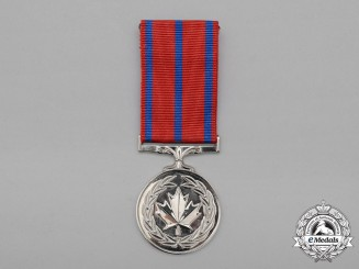 A Canadian Medal of Bravery