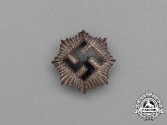 A Small Third Reich Period German RLB Membership Lapel Badge