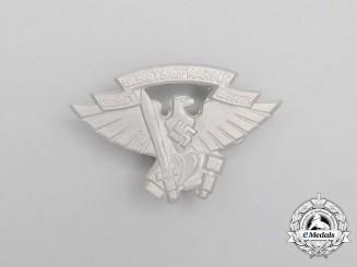 A Third Reich Period District 9 Westfalen Rally Badge