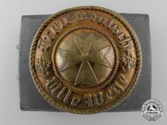 A Jungdeutscher Orden (Youth German Order) Belt Buckle; Published Example