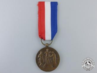 A Luxembourg Medal of Mutuality