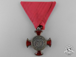 A First War Austrian Merit Cross without Crown; 4th Class