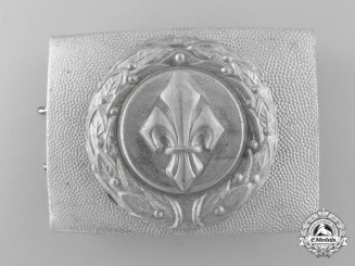 A German Boy Scouts Pfadfinderbund Belt Buckle