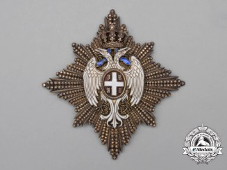 A Serbian Order of the White Eagle by G.A. Scheid